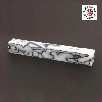 Modern Times Chestnut acrylic pen blank